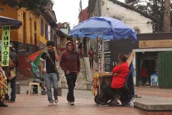 La Candalaria - Bogota