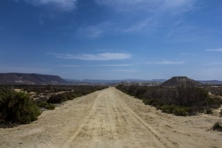 Desolate and pretty rugged. A good idea what most of baja is like