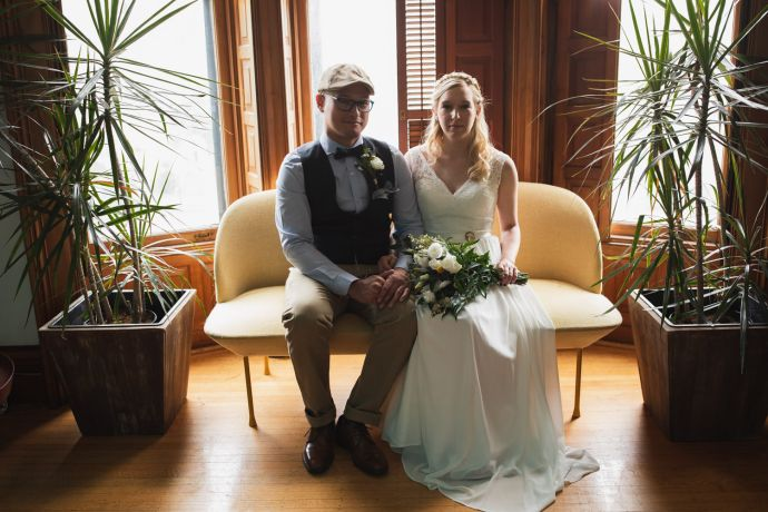 Berkeley Bicycle Club Wedding