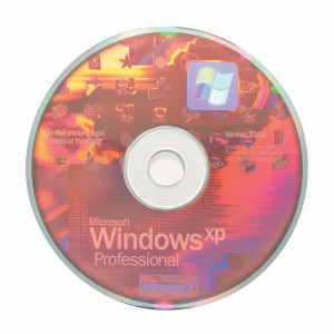 Windows XP Install CD