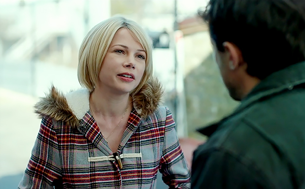Image result for michelle williams manchester by the sea
