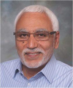 Headshot of Abbas El Gamal