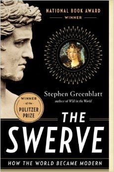 Cover of the book The Swerve: How the World Became Modern by Stephen Greenblatt
