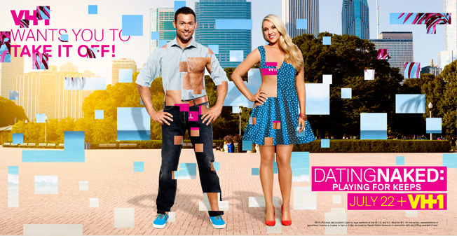 "Chris Aldrich on VH1's ""Dating Naked""!"