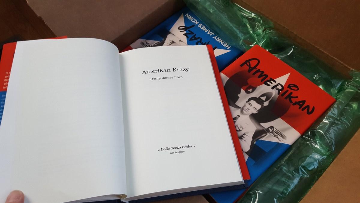 Amerikan Krazy Unboxing