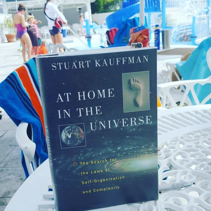 Some light poolside reading