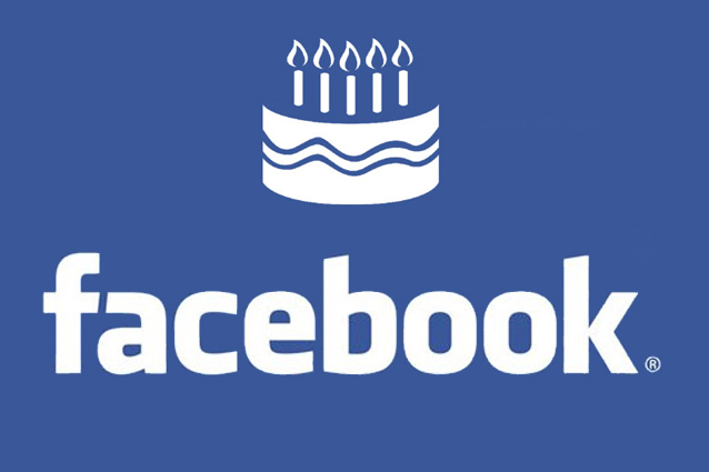 My 10th Anniversary on Facebook