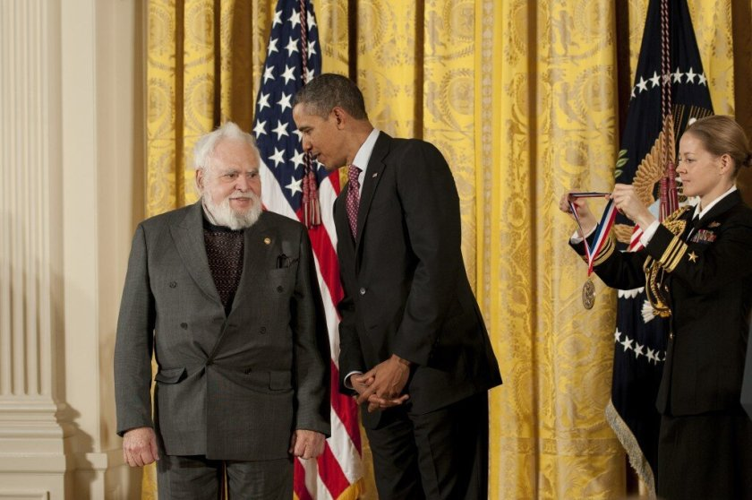 Golomb and national medal of science