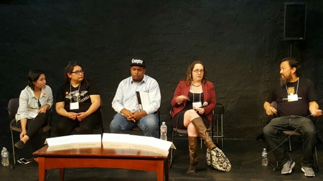Indie Publisher Panel at LitFest Pasadena