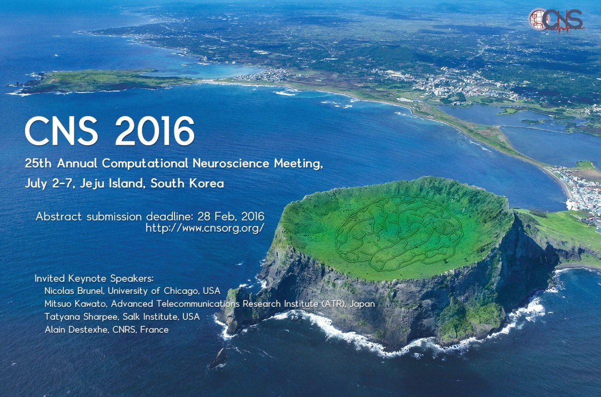 Workshop on Methods of Information Theory in Computational Neuroscience | CNS 2016