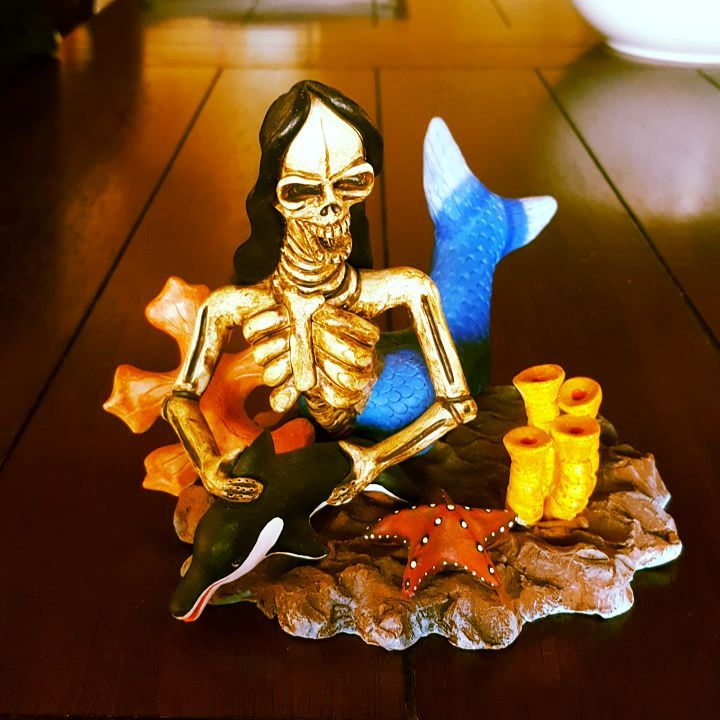 I'm already dreaming of Dia de Los Muertos ️