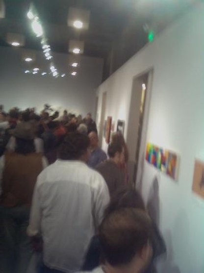 05/15/2009 (Art gallery in downtown LA)