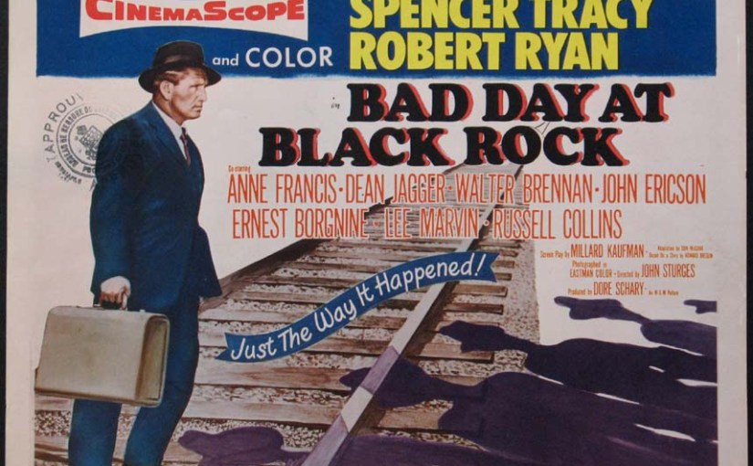 A Bad Day at <s>Black Rock</s> America