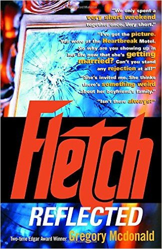 Fletch Reflected Book Cover