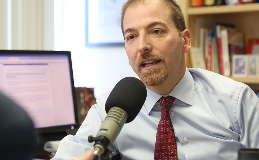 What Chuck Todd gets about Trump