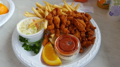 Clam Strips