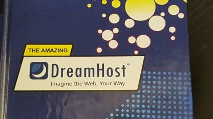 DreamHost tagline