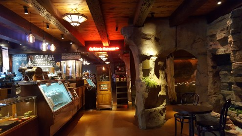 Clifton's: Cafeteria line starts here