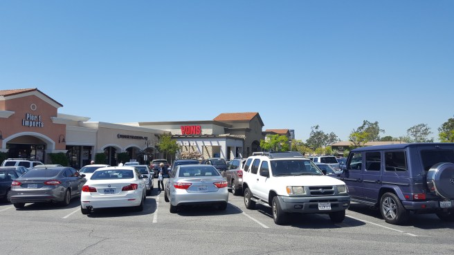 Vons grocery store in Glendale