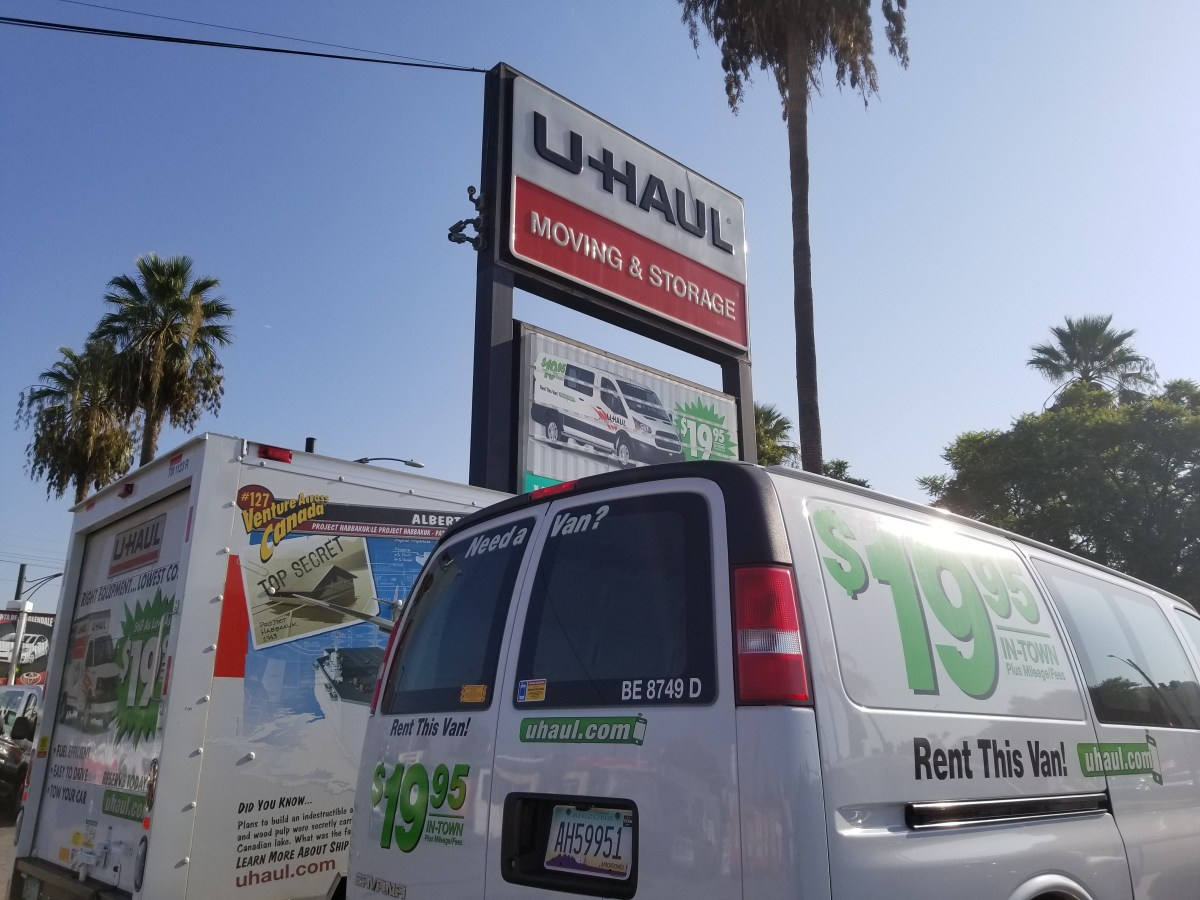Checkin U-Haul of Glendale