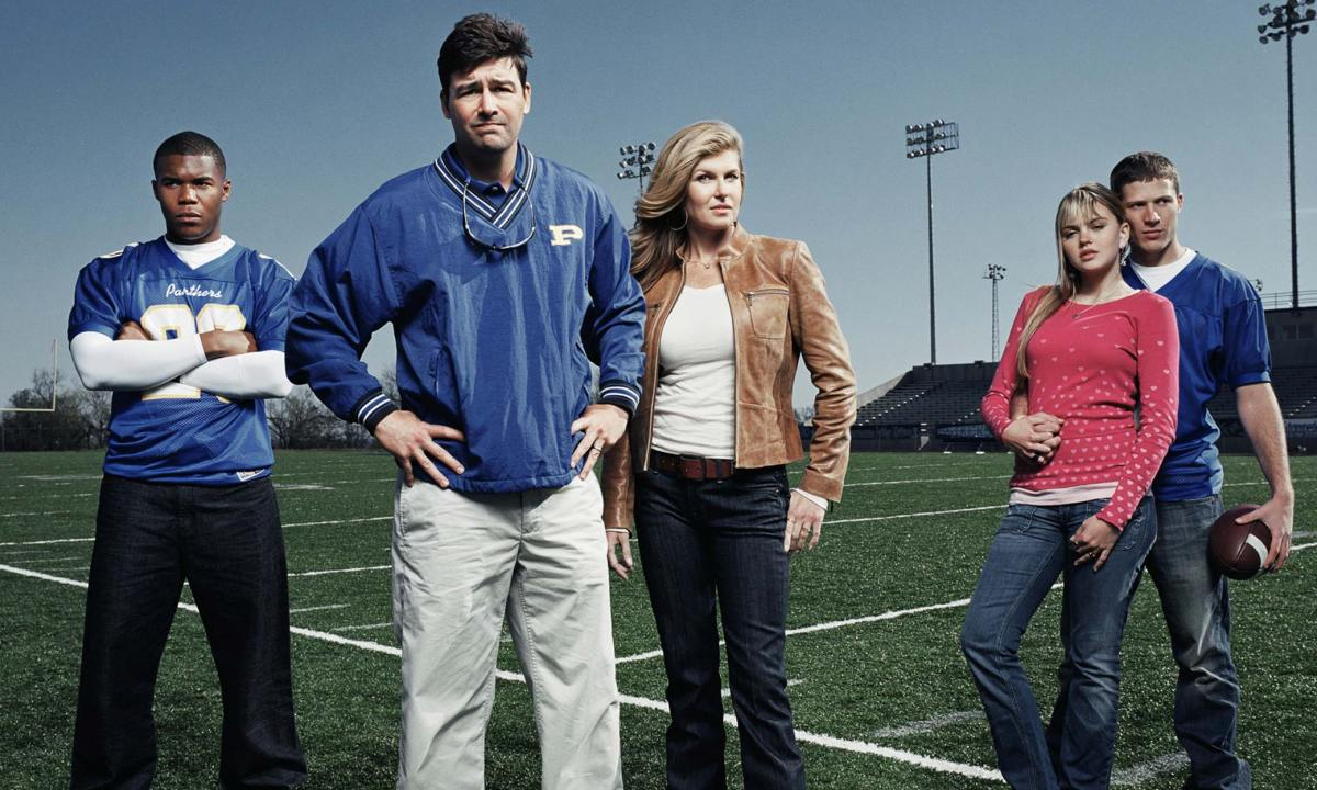  Friday Night Lights Season 1, Episodes 16-18