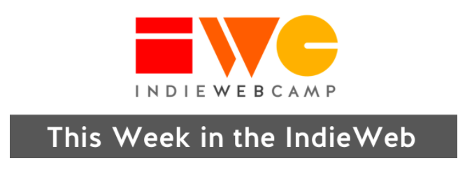 🎧 This Week in the IndieWeb Audio Edition, July 22nd – 28th, 2017 | Marty McGuire
