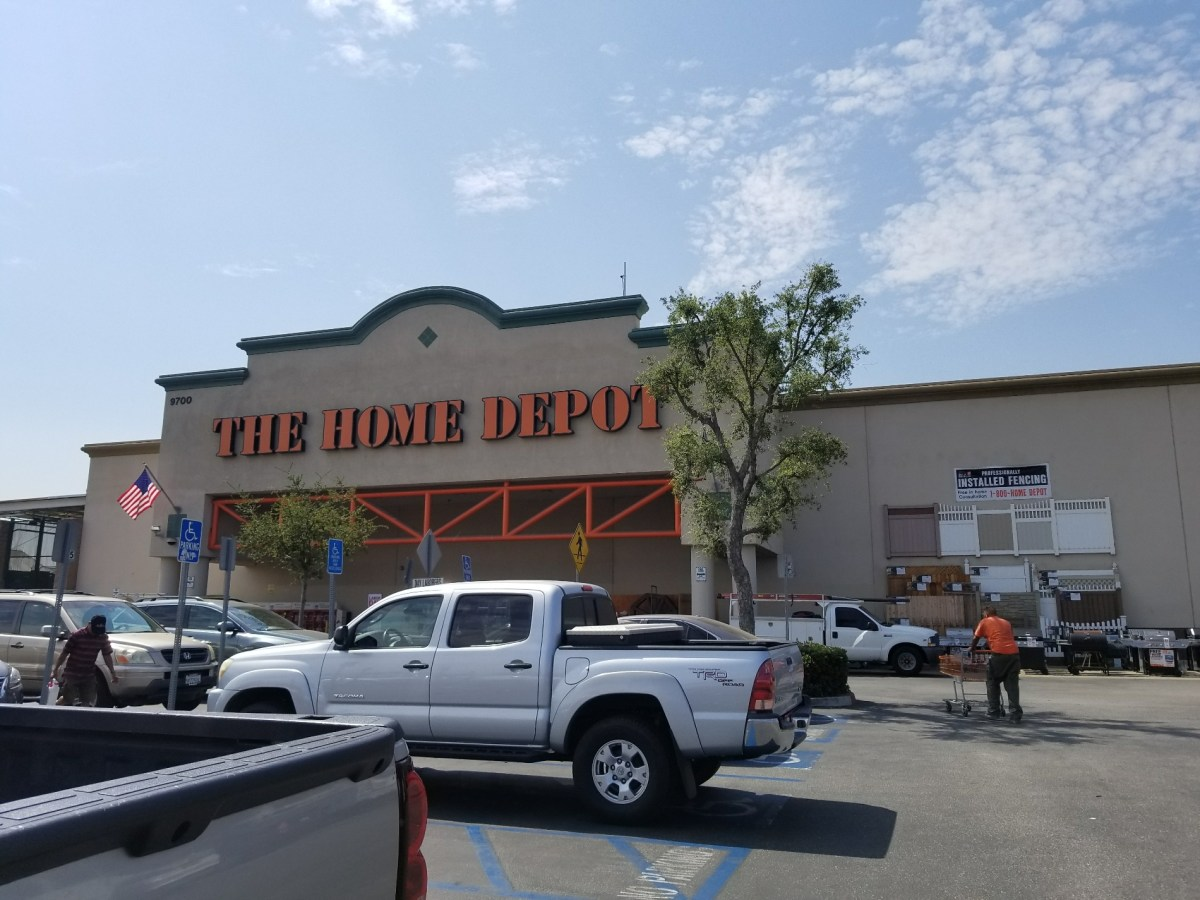 Checkin The Home Depot