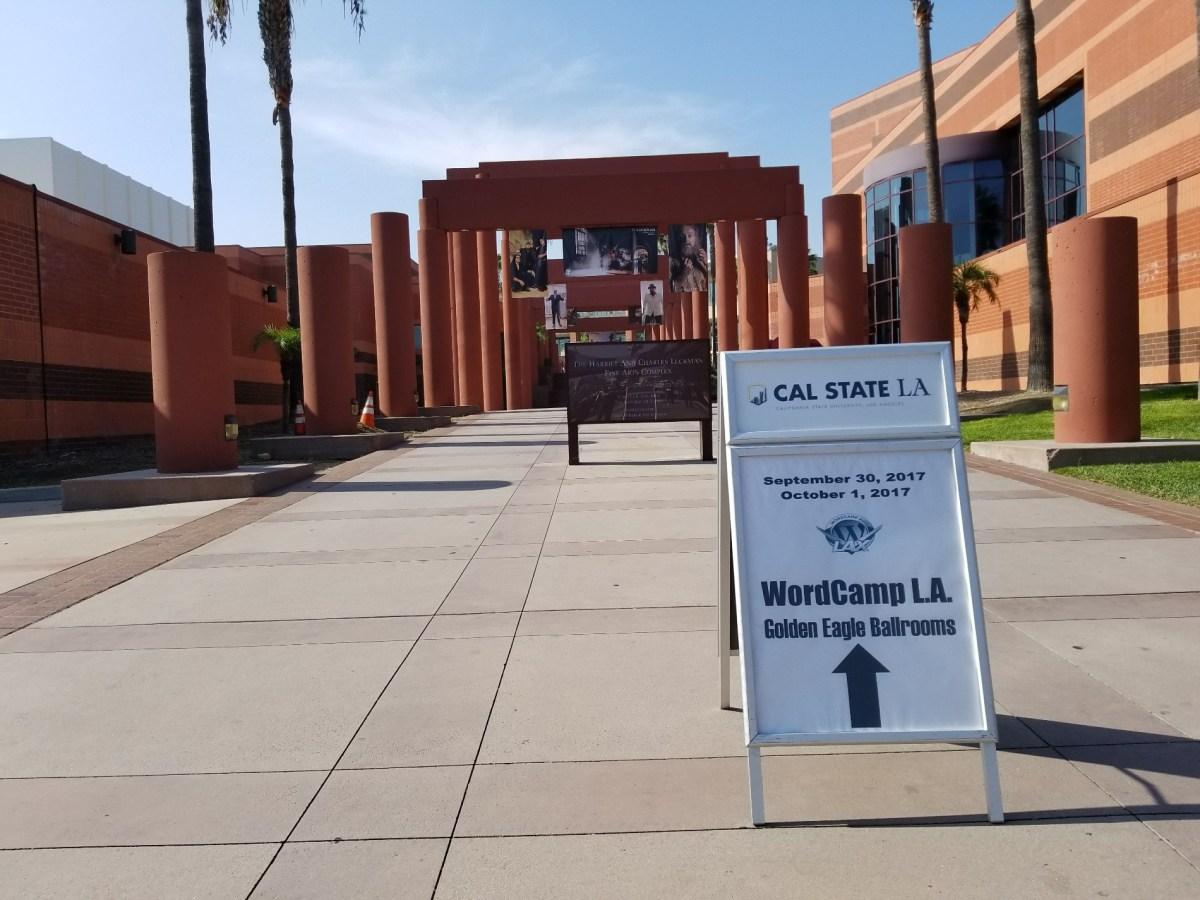 Checkin CSULA University Student Union