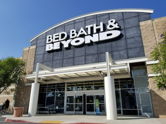 Checkin Bed Bath & Beyond