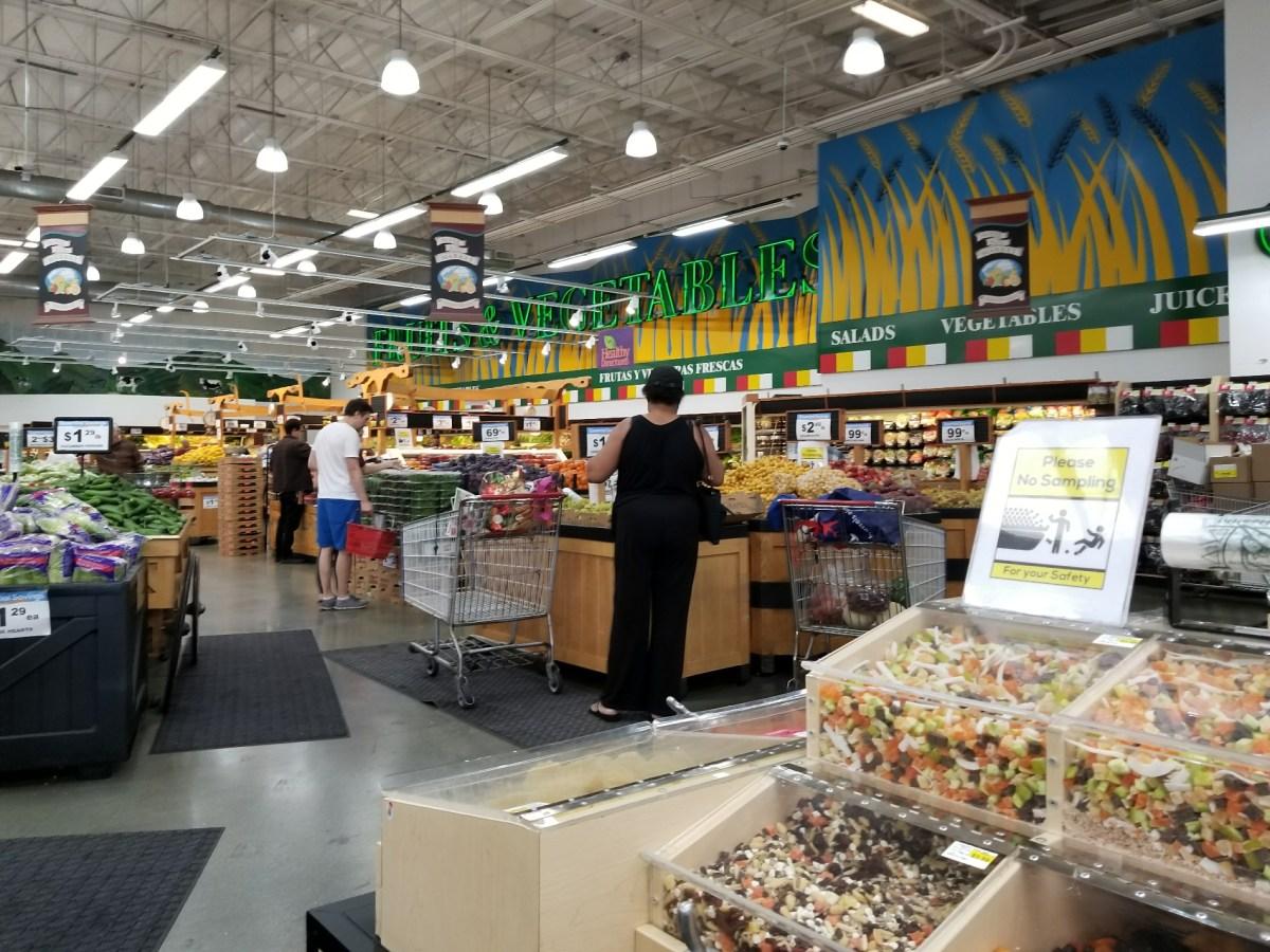 Checkin Super King Market
