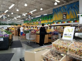 Not nearly as crowded as the Super King on San Fernando
