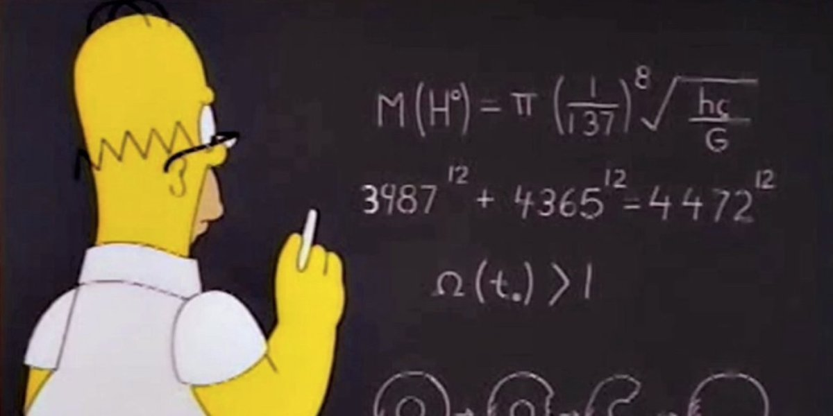  The Calculus of Comedy: Math in The Simpsons, Futurama, and The Big Bang Theory at UCLA's IPAM on 10/25