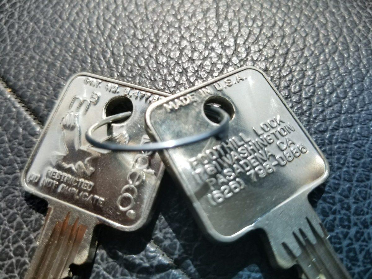 Checkin Foothill Lock & Key