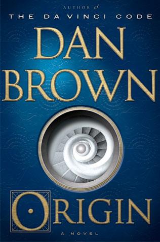 Purchased The Origin by Dan Brown