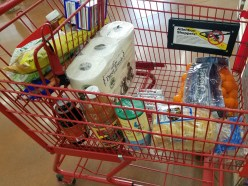 Groceries today...