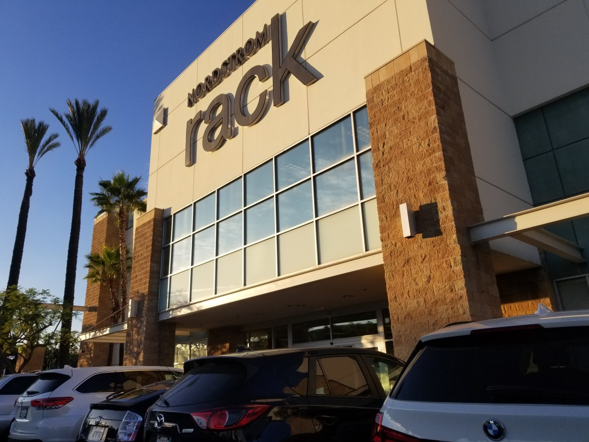Checkin Nordstrom Rack Hastings Village