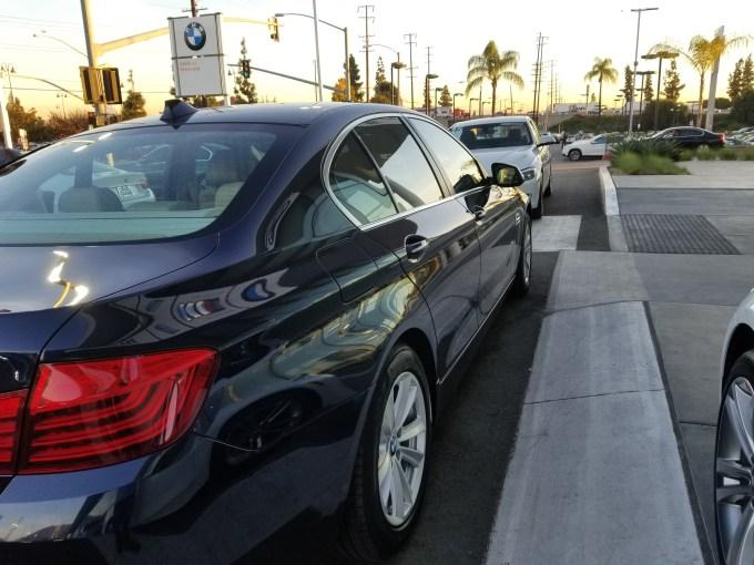 Checkin BMW of Monrovia