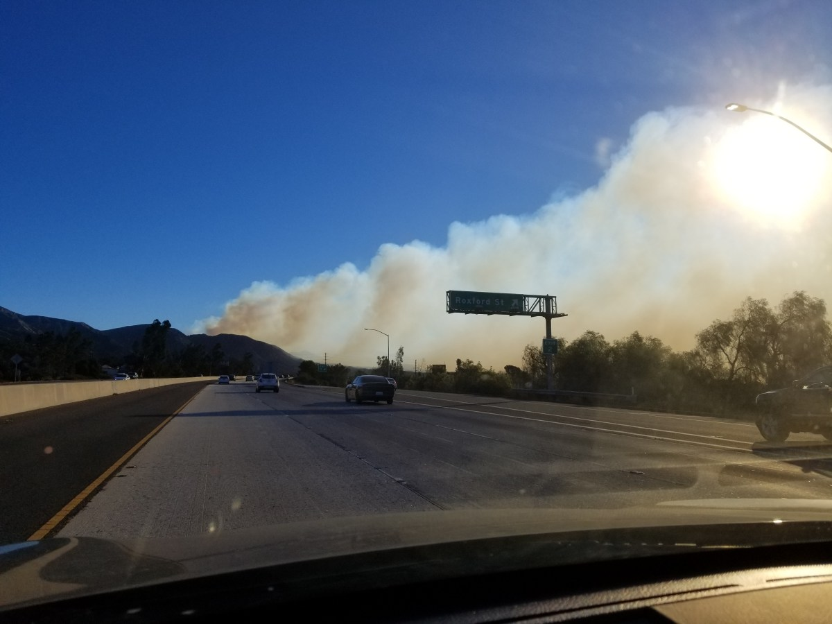 Mismanaged road closures on 210 Freeway for the Creek Fire (and others)