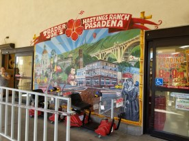 The Pasadena Mural at the Hastings Ranch Trader Joe's