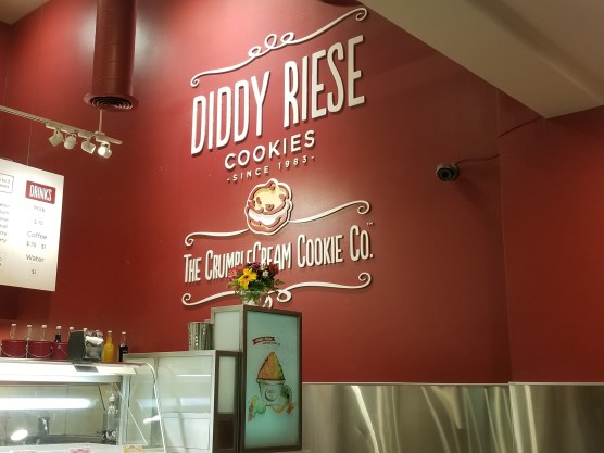 Diddy Riese Cookies