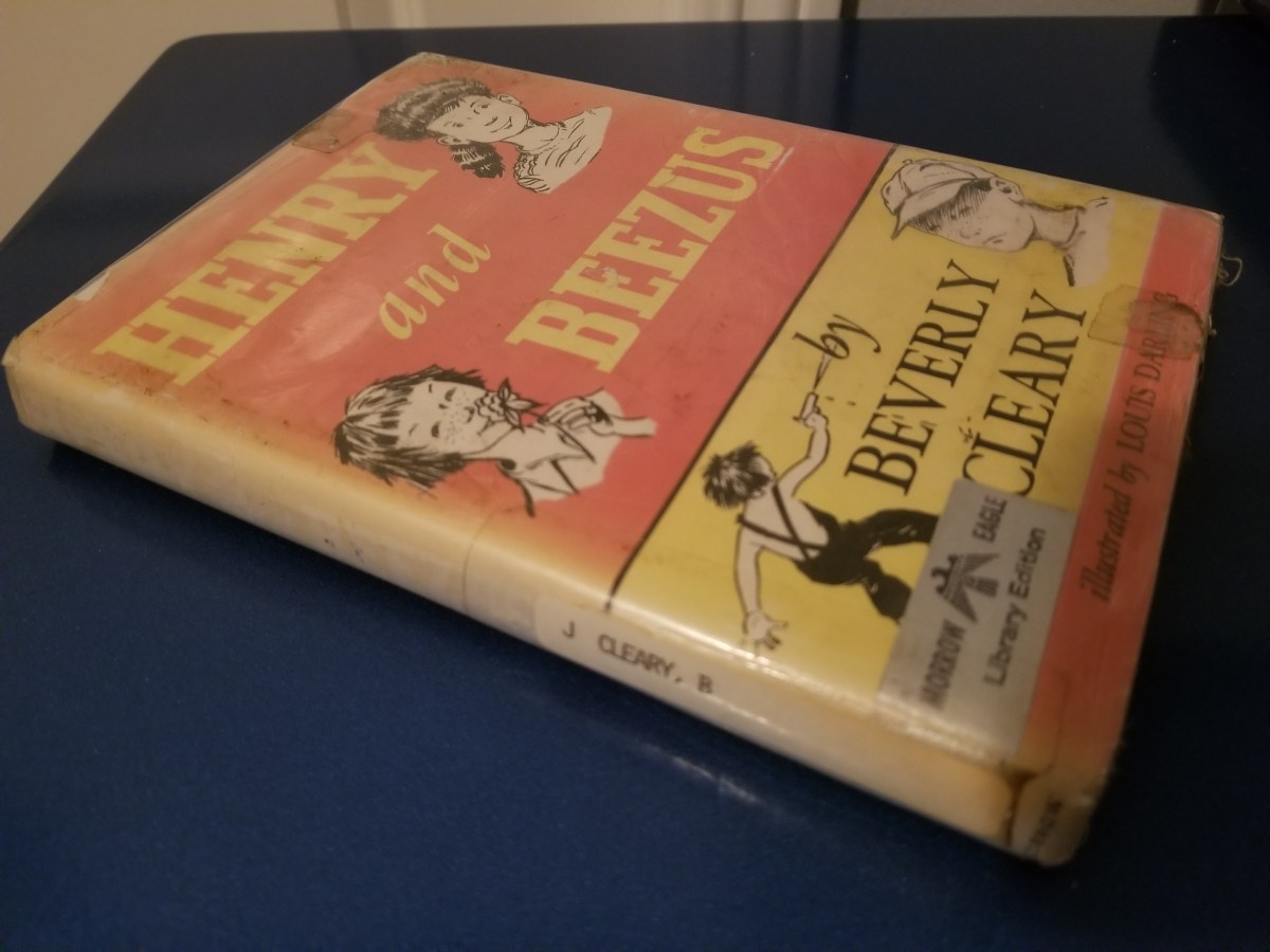 📖 Read pages 168-192 of Henry and Beezus by Beverly Cleary