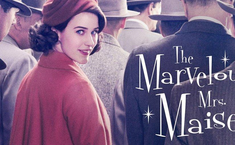 "📺 ""The Marvelous Mrs. Maisel"" Mrs. X at the Gaslight | Amazon Prime"