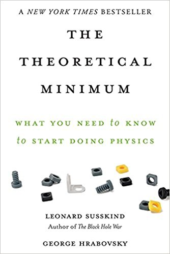 📗 Read pages i-14 of The Theoretical Minimum: What You Need to Know to Start Doing Physics by Leonard Susskind and George Hrabovsky