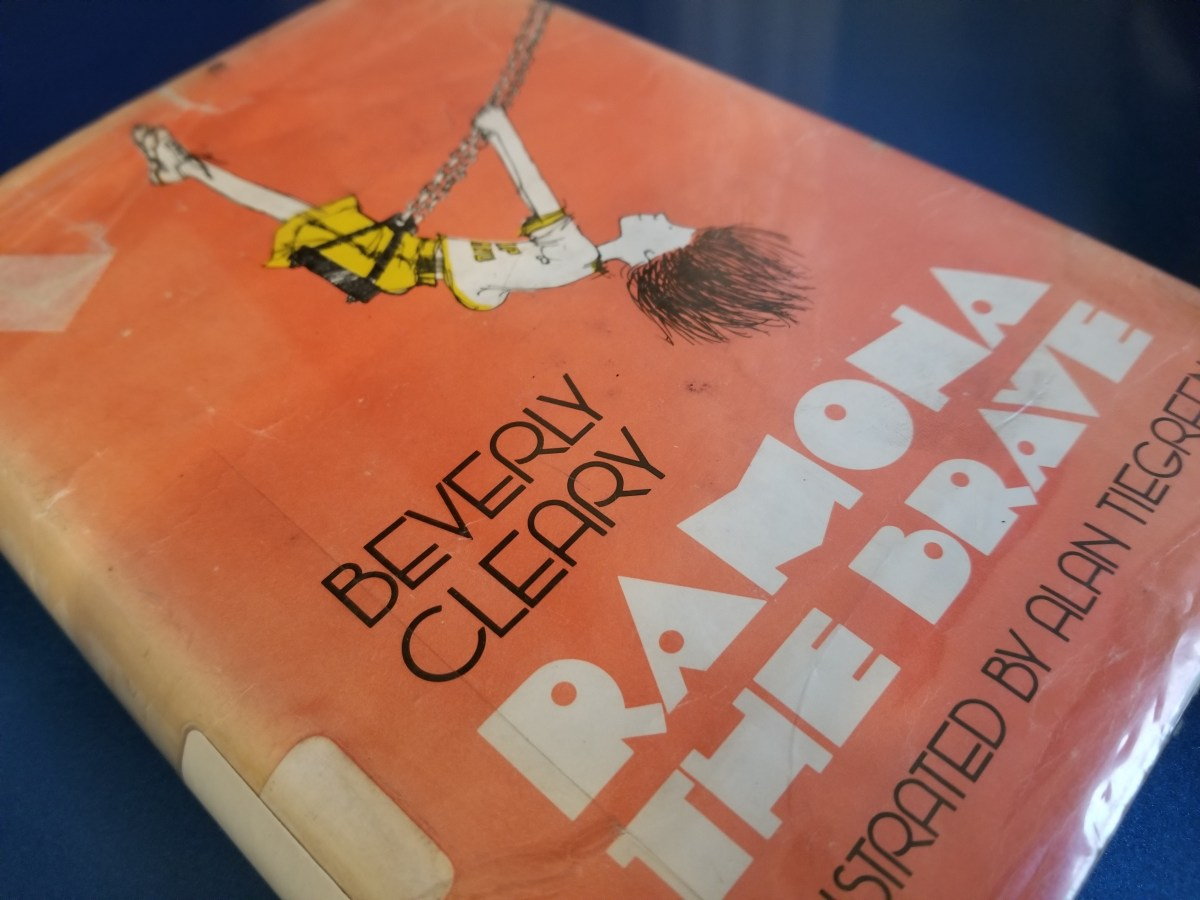📖 Read pages 97-119 of Ramona the Brave by Beverly Cleary