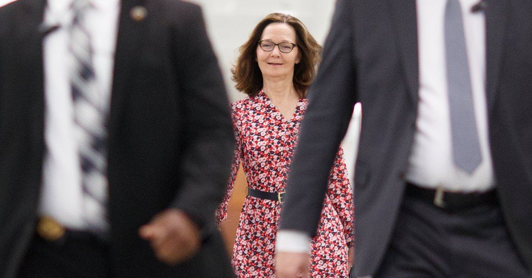 🎧 'The Daily': Gina Haspel and the Shadow of Torture | New York Times