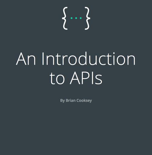 🔖 An Introduction to APIs | Zapier
