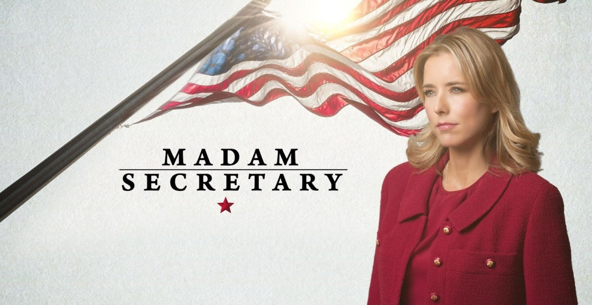 "📺 ""Madam Secretary"" Between the Seats 