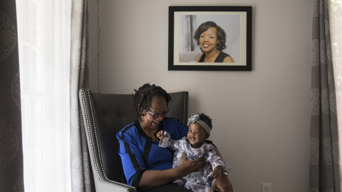 👓 Black Mothers Keep Dying After Giving Birth. Shalon Irving's Story Explains Why | NRP