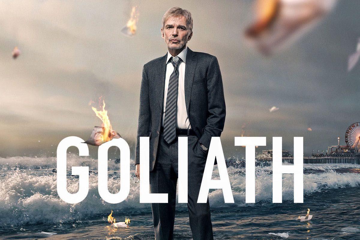"📺 ""Goliath"" It's Donald | Amazon"