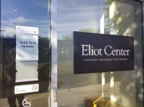 The Eliot Center provided a fantastic location for this year's Summit